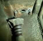 amortisseur Nissan 3 repair montreal
